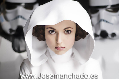 Princess Leia from Star Wars Episode IV: A New Hope