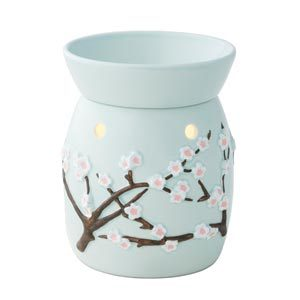 Celebrate Spring with the beautiful Cherry Blossom warmer from Scentsy!