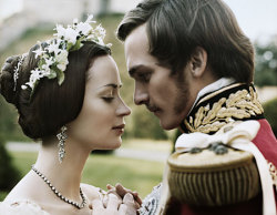 "ilovewryza:  It's 1am and I just finished watching The Young Victoria. (Which made me cry)  I really have no problem with staying up late but with Sam not even online during the day, I don't have a ""morning"" buddy anymore. </3 (tears) Going to watch John Tucker Must Die then maybe The King's Speech. <3 I am so loving these monarchy-themed-movies. TEEHEE."