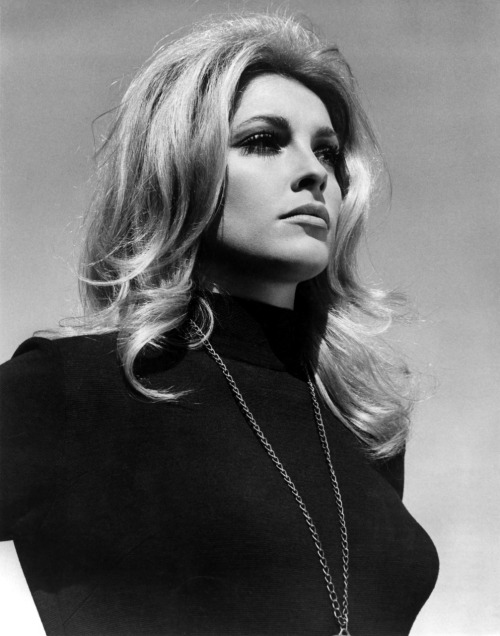 fer1972:  Sharon Tate on the film Eye of the Devil