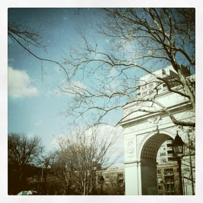 Washington Square (Taken with instagram)