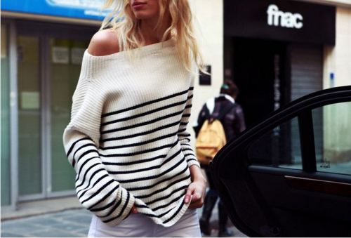 The perfect casual stripe??