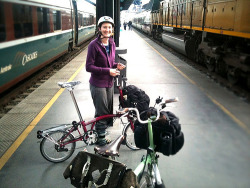 Take this survey to help steer advocacy message to improve Amtrak's bike program.