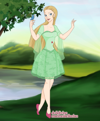 Instead of doing my tute questions, I made myself into a princess. Productivity win.