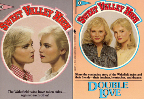 "jessbennett:  Oh, Sweet Valley, you're back, and I love you, even if I've seriously outgrown you. And since I tried my very best to (unsuccessfully) convince the non-80s-reared editors in my office that you were a REAL phenom among us Gen X/Millennial gals, three interesting factoids from my profile of Francine Pascal, in advance of her latest, Sweet Valley Confidential:  1. Francine Pascal had never set foot in California when she birthed the Sweet Valley series. A lifelong New Yorker, she grew up in a Jewish family in Queens. 2. In 1985, Sweet Valley High was the first teen fiction to ever appear on The New York Times paperback bestsellers list, alongside John Updike and Norman Mailer. 3. In the beginning, Sweet Valley was deemed too ""commercial"" for many booksellers, who refused to stock it. The Times snubbed the series (despite it appearing on their bestseller list), and librarians fought to keep their stacks free of the ""skimpy-looking paperbacks,"" as one library journal put it. Nevertheless, the series became a case study in how to get young girls to read.  And now, all the 1980s chick-lit nostalgia to bring you back, in one tidy Daily Beast gallery."