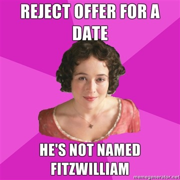 Or Henry, or Frederick, or Edward, or Willoughby, or Mr. Knightley, or Edmund….