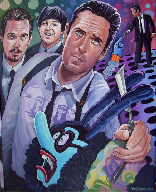 """One Bad Apple""  -Dave MacDowell"