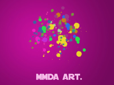 I miss this. This makes a nice wallpaper. haha. MMDA Art. 2009.