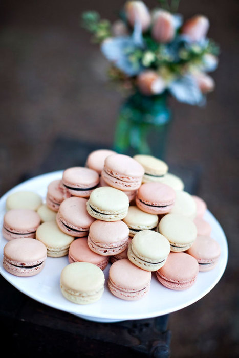 I want to learn how to bake French macarons. :)
