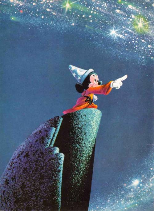 theartofanimation:  Disney: Concept Art, Fantasia
