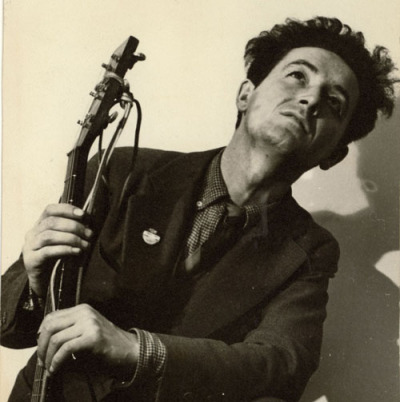50 Favourite People — Woody Guthrie