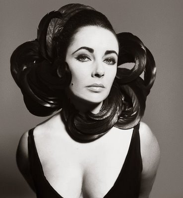 The art: Richard Avedon, Elizabeth Taylor, 1964. The news: RIP Elizabeth Taylor. The Los Angeles Times obituary by Elaine Woo. The source: National Portrait Gallery, UK.
