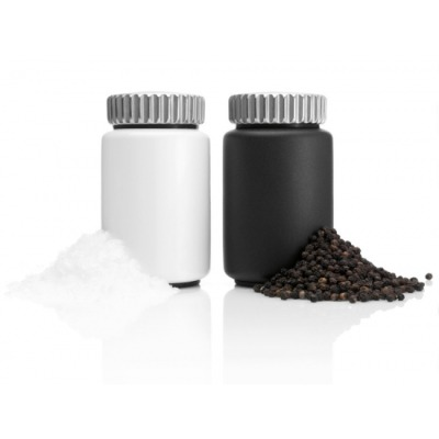 Salt and Pepper Set by Vipp - Copenhagen, Denmark