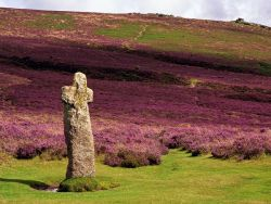 Bennett's Cross, Dartmoor, England