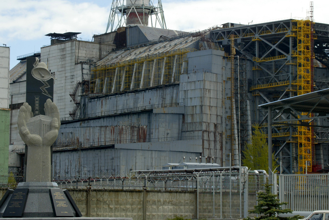 The Chernobyl Disaster: 25 Years Later  The 25th anniversary of the Chernobyl nuclear disaster is next month. On April 26, 1986, a series of explosions destroyed Chernobyl's reactor No. 4 station and several hundred staff and firefighters tackled a blaze that burned for 10 days and sent a plume of radiation around the world in the worst-ever civil nuclear disaster. More than 50 reactor and emergency workers were killed at the time. Assessing the larger impact on human health remains a difficult task, with estimates of related deaths from cancer ranging from 4,000 to over 200,000. The government of Ukraine indicated early this year that it will lift restrictions on tourism around the Chernobyl nuclear power plant, formally opening the scene to visitors. It's expected, meanwhile, that a 20,000-ton steel case called the New Safe Confinement (NSC), designed as a permanent containment structure for the whole plant, will be completed in 2013.  See more photos at In Focus [Image: Efrem Lukatsky/AP]