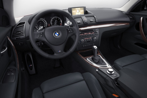BMW 1er Coupe interior II by *MUCK-ONE  Made with Cinema 4D and V-Ray