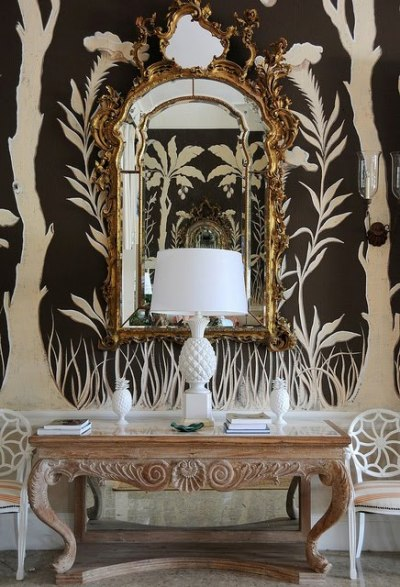 turquoisetulipsandbliss:  Wednesday, A Chinoiserie Kind of Day!