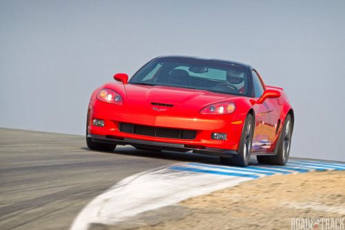 Red, white and blue The Z06 is the Lite beer of Corvettes. All the grip of a ZR1, but with slightly less power. Still enough to dominate on the track, but not quite enough to rival the technology of the Porsche Turbo S on the street.