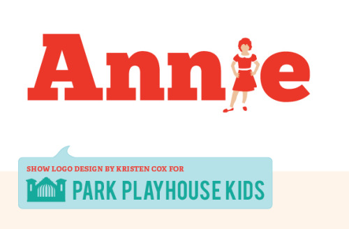 And Park Playhouse Kids is doing Annie— my very favorite musical growing up!