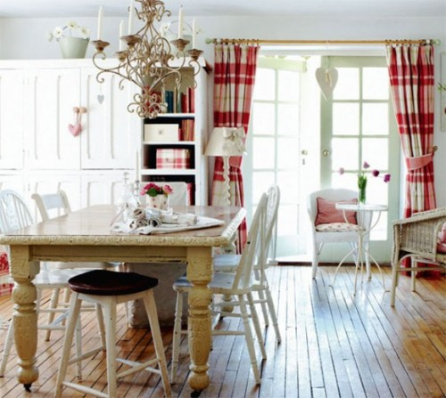 Interior Design - Country Cottage Style