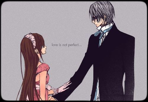 aristocrat.Vampire Knight - Yuuki & ZeroOne of my favorite ships.