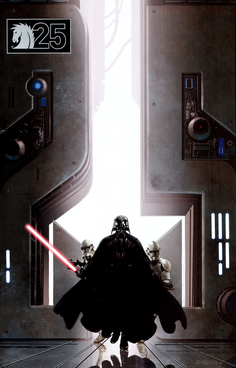 Variant Cover to Darth Vader & The Lost Command #1