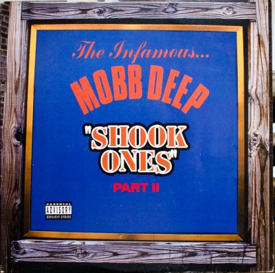 "Mobb Deep - Shook Ones Part II (12"") Label: Loud Cat#: 07863-64315-1 HipHop, USA, 1995 RYM / Discogs Note: Not much to say about this either.. hailed by many as one of the best hiphop tunes ever made. Not sure I agree with that, it is one hell of a tune tho."