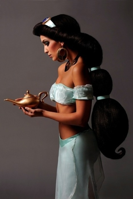 Disney Week (Day 3):  Jasmine from Disney's Alladin