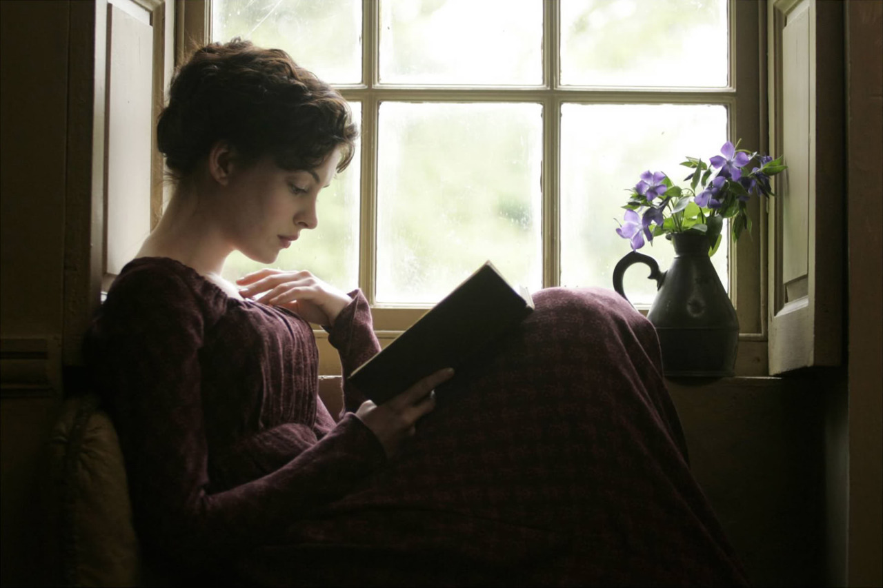 Becoming Jane..