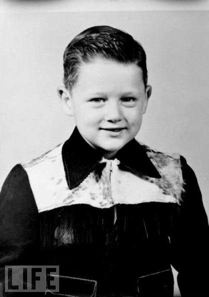 "life:  Guess who? If you guessed a young Bill Clinton, you guessed right! Take a look at some of our other Lil' Presidents. I can almost guarantee this gallery will make you say ""awwww."""