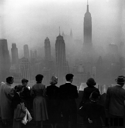New York, 1953Eliot Elisofon