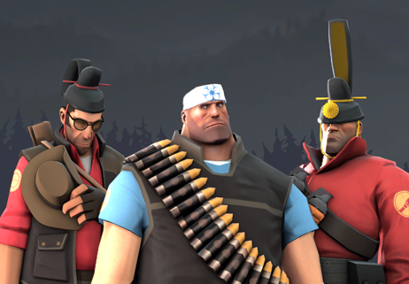 "TeamFortress 2 Hat Sale!It is a fact: life is made better when you wear a fancy hat. Valve knows this all too well, which is why they're putting on a hat fundraiser in TeamFortress 2 for the American Red Cross.Today, we'd like to offer a chance to help out at a time when that help matters most. To support the relief efforts currently underway in Japan, we're introducing three limited edition hats and two special noisemakers to the Mann Co. store. The ""Humanitarian's Hachimaki"" ($7.99), the ""Benefactor's Kanmuri"" ($19.99) and the most prestigious ""Magnanimous Monarch"" ($99.99) will be available from now through April 6. All proceeds (net of applicable taxes) will go directly towards the Japanese disaster relief fund that the American Red Cross has set up. The hats can be equipped by all classes; however, they cannot be traded or used for crafting.Buy your hats before April 6th, though — after that, they're gone."