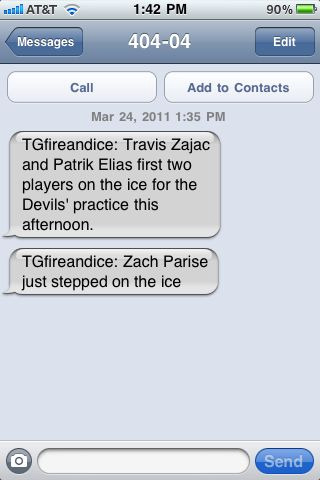 OH MY FUCKING GOD!! MY DUDE!!!Zach Parise!