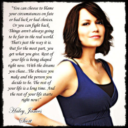 Haley James Scott