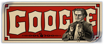 (via Google) This is one magical Google Doodle!