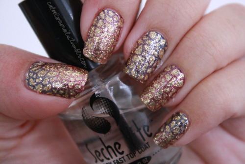 "I. am. in. love. These are nail appliques by Incoco. The design is called ""Dream World"" & WOW, these are the best nail appliques I've tried so far! In their packaging, they give you a couple polish remover cloths that work so well to clean off your nails, along with a nail file & manicure stick. The sizes fit me perfectly! And the cool thing is that they last up to 14 days and are made with 100% actual nail polish. Each applique is a base coat, polish, & top coat in one. Amazing stuff. Not only do they have designs, but they have a variety of solid colors too. I'll definitely purchase another design in the future, it's totally worth it."