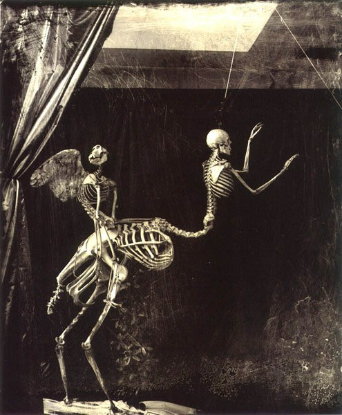 dollymacabre:  Photograph by Joel Peter Witkin.