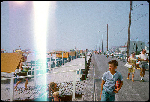 Close Encounters & Hydrox - Ocean City, NJ 1966 (by ElectroSpark)
