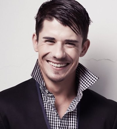 Mr GAY WORLD 2011: Francois Nel from South Africa.