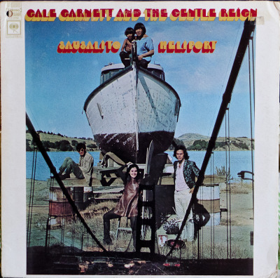Gale Garnett And The Gentle Reign - Sausalito Heliport Label: Columbia Cat#: CS  9760 (Psych-)/Folk- Rock, USA, 1969 RYM / Discogs