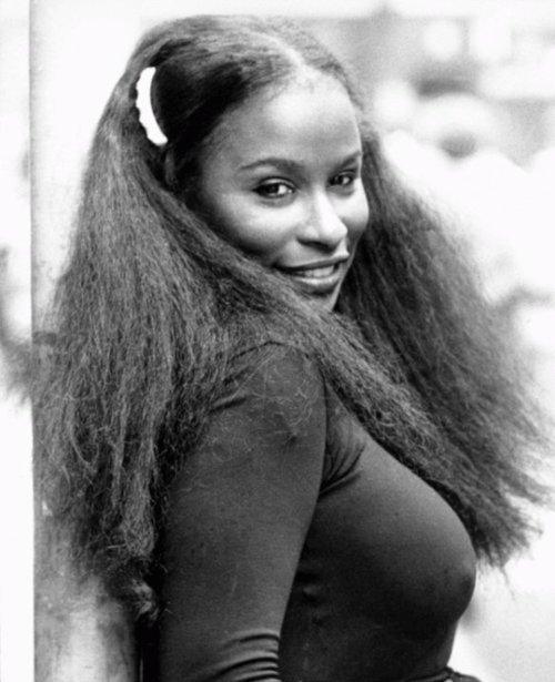 God took a little extra time creating Chaka…