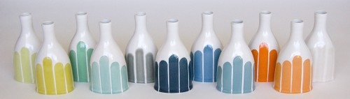 these vases by dahlhaus are so pretty!