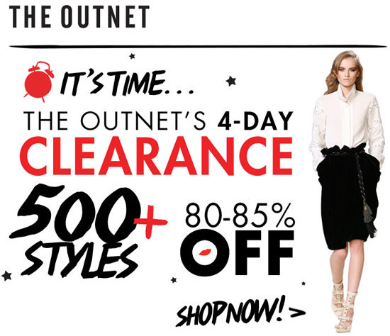 DO.NOT.MISS.IT Shop theOutnet.com sale now!