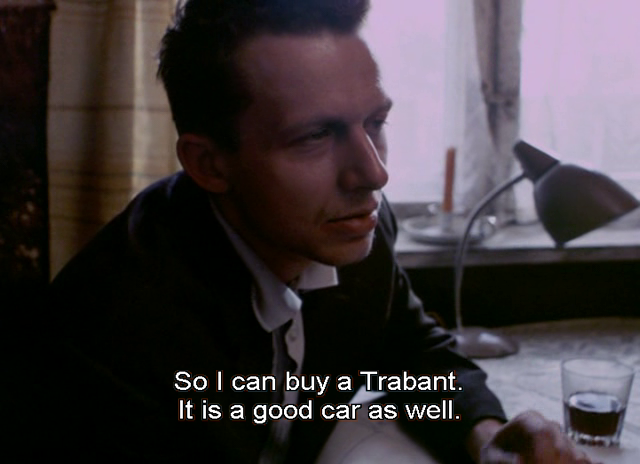 buying a Trabant