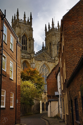 York Minster (by Andrew Dyer)