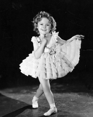 How Sweet Little Shirley Temple