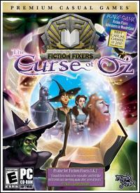 Fiction Fixers: The Curse of Oz - Overview - allgame