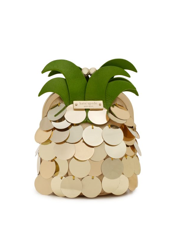Kate Spade pineapple coin purse