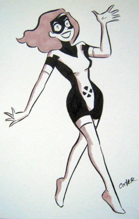 Marvel Girl by Colleen Coover