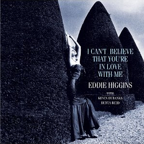 Eddie Higgins Trio - I can't believe that you're in love with me     Higgins' style is relaxed and swinging, with an easy delicacy about it that reminds one of Hank Jones or Bill Evans. A solid bop-based pianist, Eddie Higgins has never become a major name, but he has been well-respected by his fellow musicians for decades. After growing up in New England, he moved to Chicago, where he played in all types of situations before settling in to a long stint as the leader of the house trio at the London House (1957-1969). Higgins moved back to Massachusetts in 1970 and went on to freelance, often accompanying his wife, vocalist Meredith D'Ambrosio, and appearing at jazz parties and festivals. Eddie Higgins has led sessions of his own for Replica (1958), Vee-Jay (1960), Atlantic, and Sunnyside; back in 1960, he recorded as a sideman for Vee-Jay with Lee Morgan and Wayne Shorter. Personnel :: Eddie Higgins: Piano:: Kevin Eubanks: Guitar:: Rufus Reid: Bass